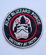 star wars stormtrooper at blizzard force victory at hoth ecusson broder patch