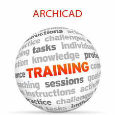 ArchiCAD-Video formazione tutorial DVD