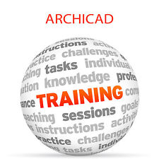 Archicad-capacitación en video tutorial DVD