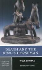 Death and the King's Horseman: Authoritative Text, Backgrounds and Contexts, Cri