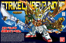 BB SD Sangokuden #383 Strike Ryubei (Liu Bei) Gundam Model Kit Bandai