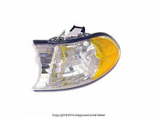 BMW E38 (1998-2001) Turn Signal Light with White Lens LEFT Front GENUINE
