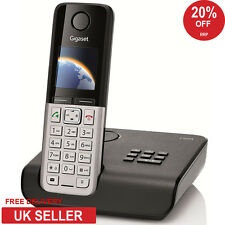 Siemens Gigaset C300A Single DECT Cordless Phone with Answerphone