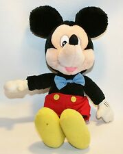 Applause Plush Mickey Mouse stuffed Animal Older Doll Toy 14""