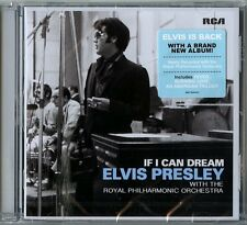 Elvis Presley - If i can dream Royal Philarmonic Orchestr CD (new album/sealed)