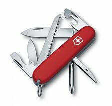 1.4613 Victorinox Swiss Army Pocket Knife HIKER RED 91mm BRAND NEW IN BOX !