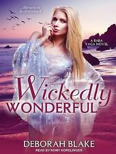 Baba Yaga: Wickedly Wonderful 2 by Deborah Blake (2015, MP3 CD, Unabridged)