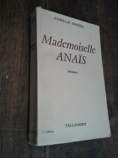 Mademoiselle Anaïs / Camille Marbo