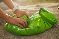 Scrubba portable wash bag, portable camping clothes cleaning bag