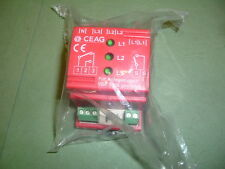 CEAG ...40071343430.......... 3-PHASE MONITORING RELAY............. NEW PACKAGED
