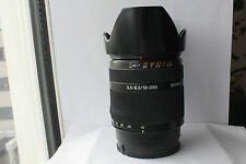 Sony SAL SAL18200 18-200mm f/3.5-6.3 Aspherical ED Lens