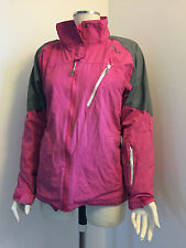 Womens 'Tog 24' Outdoor Pinnacle II Ski Style Coat / Jacket - Pink Size 12-14