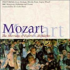 Mozart: Marriage of Figaro (Highlights) (CD, Nov-1993, Eloquence (Argentina))