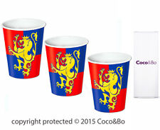 Coco&Bo 5 x Gryffindor Magical Wizarding Party Cups Harry Potter Decorations