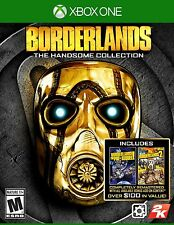 NEW Borderlands: The Handsome Collection (Microsoft Xbox One, 2015)