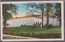 Art Museum Cor Monroe Parkwood Toledo Ohio  # A3
