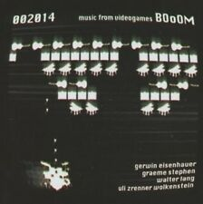 GERWIN'S BOOOM EISENHAUER - MUSIC FROM VIDEOGAMES  CD NEU