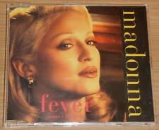 MADONNA Fever UK NIMBUS PRESSING 6 TRACK CD SINGLE W0168CD MINT!!
