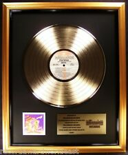 Star Wars And Other Galactic Funk LP Gold Non RIAA Record Award Millennium