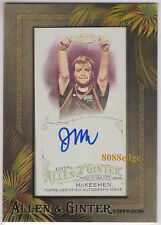 "2016 TOPPS ALLEN GINTER AUTO: JOE McKEEHEN - AUTOGRAPH "" WORLD SERIES OF POKER"""