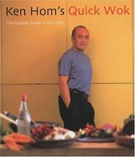 Ken Hom's Quick Wok: The Fastest Food in the East-ExLibrary