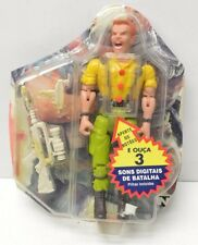 Gulliver toys Brazil Sonic Fighters Battlers Military Figure Rambo Chuck Norris