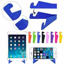 2X Universal Foldable Stand Holder For Smart Phone iPhone Samsung Tablet PC iPad