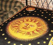 """Sun Celestial Tapestry 72 x 108"""" Wiccan Pagan Altar Supply #TP28ML"""