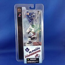 NHL HOCKEY RULES MATS SUNDIN AND PETER FORSBERG  ACTION FIGURES