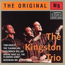 Original 1996 by The Kingston Trio - Disc Only No Case