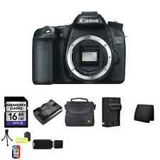 Canon EOS 70D 20.2 MP Digital Camera Body Only 16GB Package
