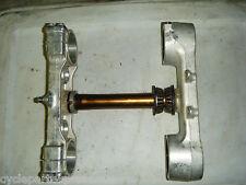 2005 Suzuki RMZ 450 Fork Triple Tree Steering Stem 51410-35G00