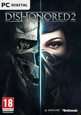 Dishonored 2 New! Download NOW, along with the official PC Steam Code