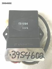SUZUKI  RGV 250 VJ22  1991  CDI UNIT  OEM  LOT39  39S4602 - M647