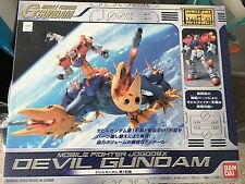 BANDAI ULTIMATE DARK (Devil) GUNDAM ACTION FIGURE MSIA LOOSE Lot Mobile Fighter