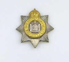 DEVONSHIRE REGIMENT CLASSIC GENUINE REGIMENTAL LICENSED CAP BADGE