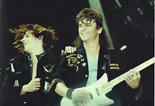 INXS MICHAEL HUTCHENCE  PHOTO 1986 UNIQUE IMAGE UNRELEASED HUGE 12INCH EXCLUSIVE