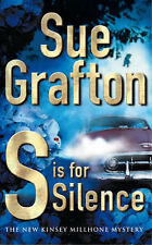S IS FOR SILENCE SUE GRAFTON KINSEY MILLHONE MYSTERY