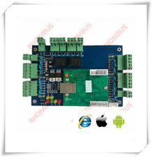 TCP/IP 2 Door Browser Server B/S iOS Android Apple Mobile App Access Controller