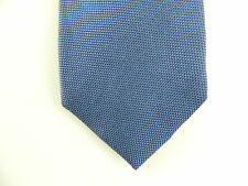 "Calvin Klein $70 MEN Blue Solid Skinny WIDTH 2"" DRESS CASUAL SHIRT NECK TIE Y27"