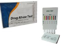 4 x i test antidroga / kit di test - 7 Main Street droghe TESTATO - 7 IN 1 TEST