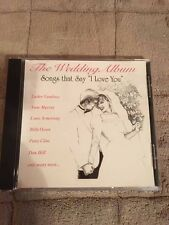 Wedding Album: Songs That Say I Love You by Various Artists (CD, Jul-1992, Quali
