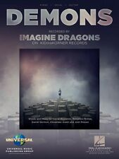 Demons Sheet Music Piano Vocal Imagine Dragons NEW 000124234