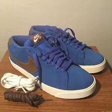 Nike Blazer SB CS - Blue Saphire/ Dk.Khaki (395771-401) Size: 10