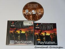 PlayStation 1 / PS1 Game: Warhammer Dark Omen (Complete)