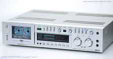 AKAI GX-F90 Vintage High-End Cassette Tape Deck Top-Zust! Revidiert+1J.Garantie!