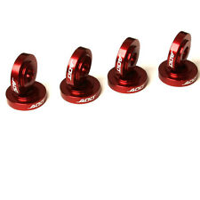ADD W1 Short Shifter Base Bushings for Civic SI EP3 RSX TSX Manual- RED COLOR