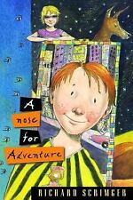 A Nose for Adventure by Richard Scrimger (2000, Paperback)