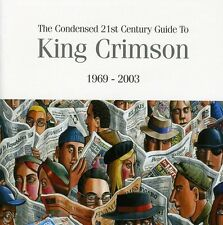 Condensed 21st Century Guide To - King Crimson (2006, CD NIEUW)