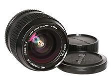 Minolta MD W.Rokkor 28mm 1:2,0 Weitwinkelobjektiv vom Händler